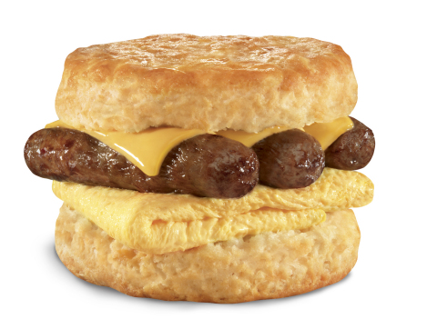 Maple Sausage, Egg and Cheese Biscuit (Photo: Business Wire)