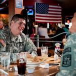 For the fifth straight year, Applebee's restaurants will serve free meals to current and former members of the U.S. Armed Forces on Veterans Day. (Photo: Business Wire)