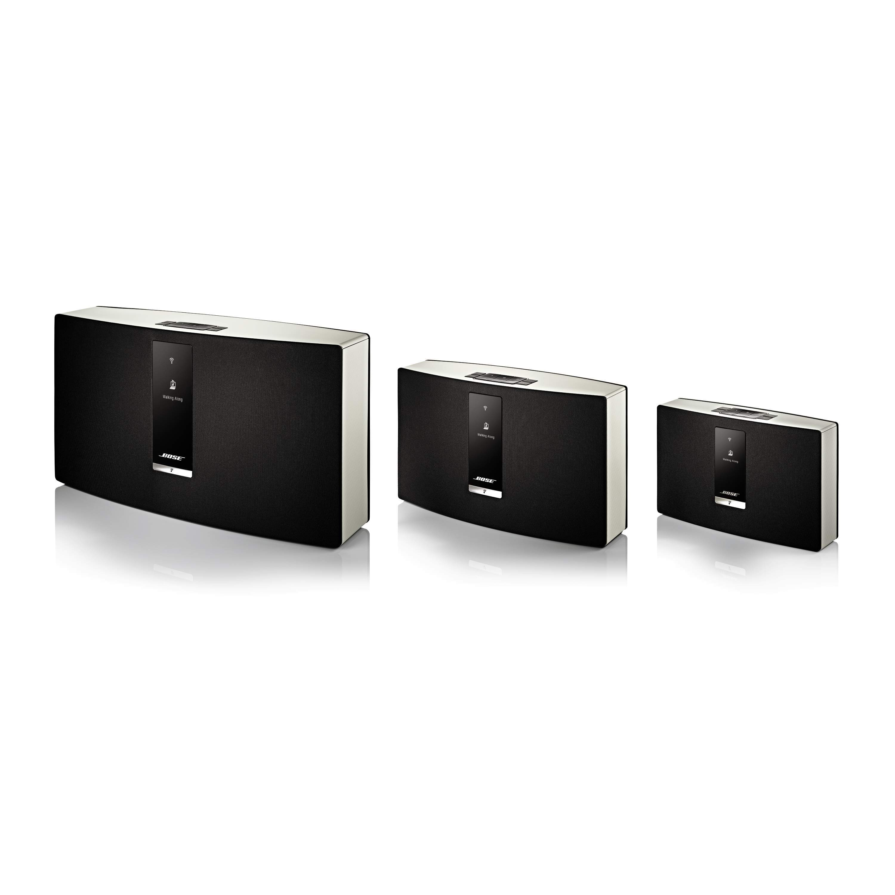 bose lance les syst mes audio wi fi soundtouch. Black Bedroom Furniture Sets. Home Design Ideas
