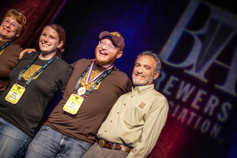 Winners at the Great American Beer Festival (Photo: Business Wire)
