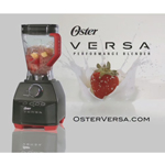 The new Oster(R) VERSA(R) Performance Blender is offered at a fraction of the cost of comparable high-performance blenders, bringing higher-level nutrition within reach of all Americans.