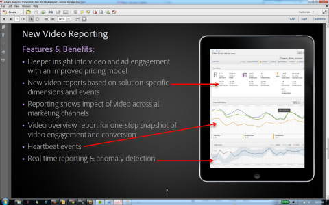 New Video Reporting (Graphic: Business Wire)