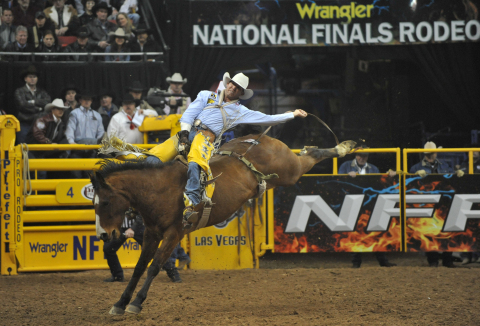 Open the chutes! Great American Country presents ten nights of live action from the Wrangler Nationa ...