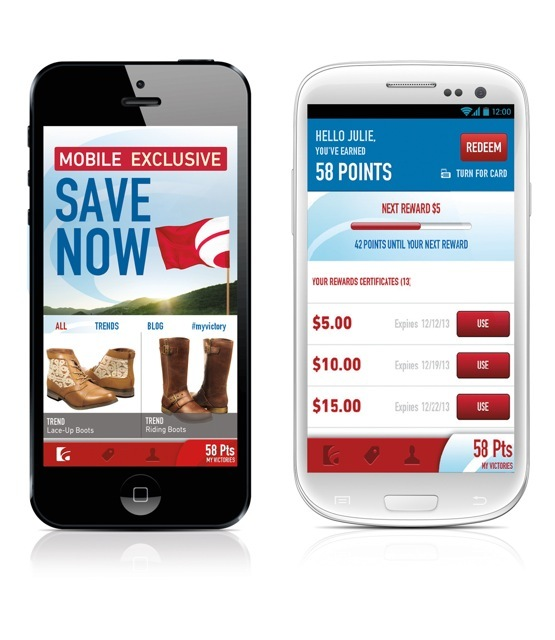 Famous Footwear Embraces Mobile Shoppers with Rewards App for iPhone