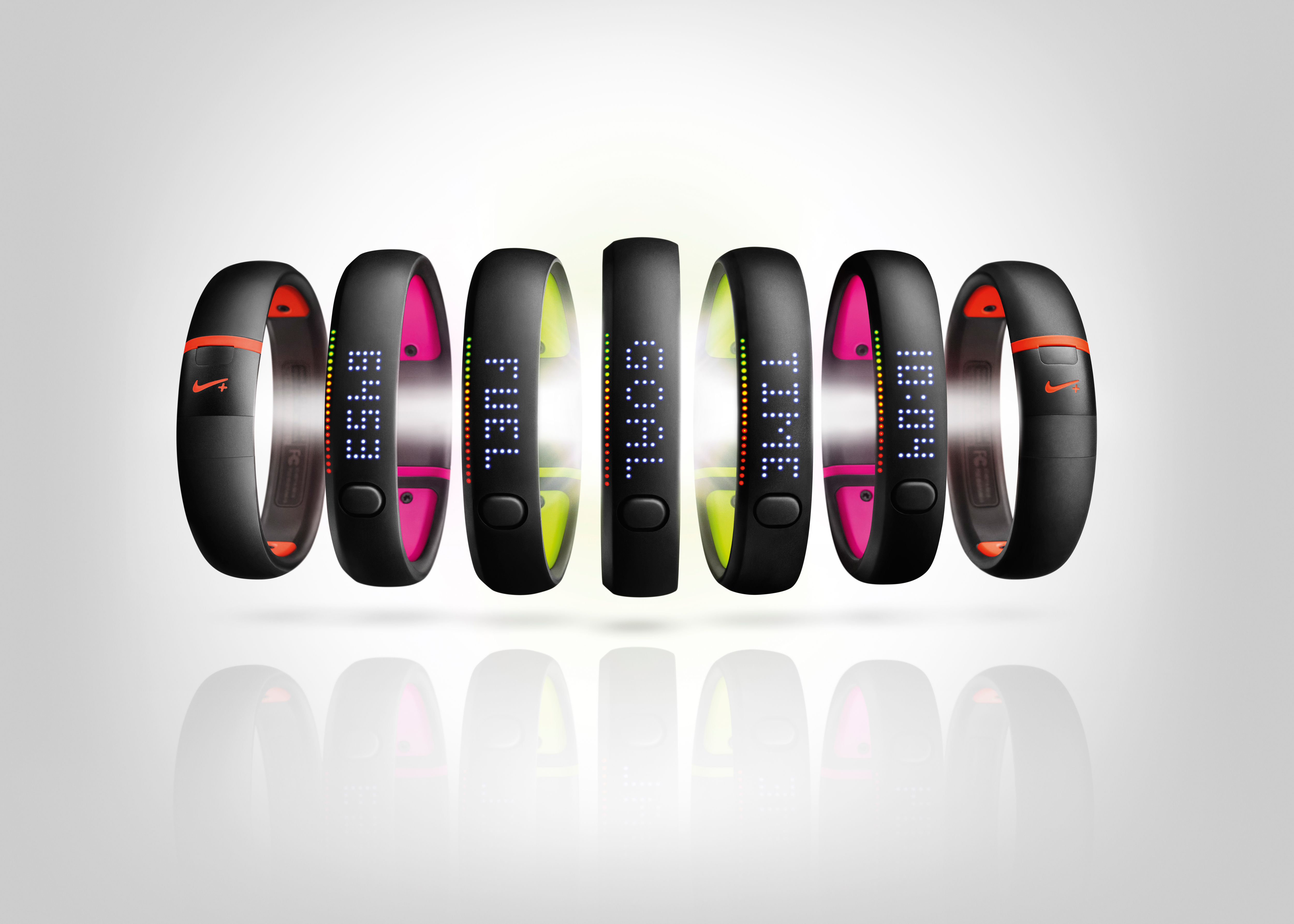 Nike Unveiled its Nike+ FuelBand SE today and also announced the creation of Nike+ Fuel Lab, an evolution of its popular Nike+ Accelerator program and the first held in San Francisco. (Photo: Business Wire)