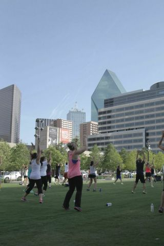 """Cigna will be the official sponsor of activities located on the East Lawn of the park, within """"The Commons."""" (Photo: Business Wire)"""