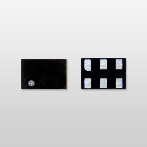 "Toshiba: Low-capacitance SPDT bus switch IC, ""TC7SB3157DL6X"", for mobile digital equipment. (Photo:  ..."