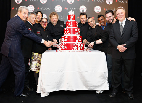 Macy's Culinary Council 10th anniversary at Stella 34 Trattoria & Bar Herald Square on Tuesday, Oct. 15 in New York City (Getty Images/Cindy Ord)