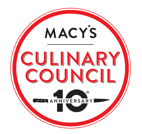 Macy's Culinary Council 10th anniversary