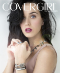 Bringing her passion, playfulness, and bold style sensibility to the COVERGIRL family of talents, Katy is partnering with the brand to delight beauty aficionados and music fans alike when her first cosmetics campaign debuts in the spring of 2014. (Photo: Business Wire)
