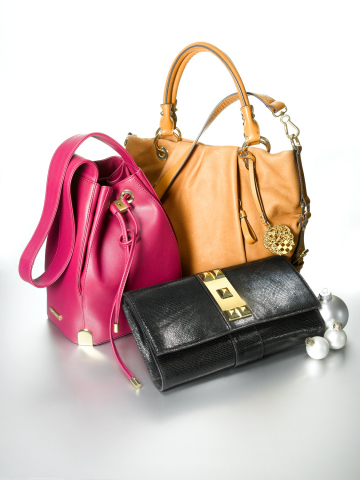 Vince Camuto Satchel $248, Drawstring Bag $178 and Clutch $148, available at select Macy's (Photo: B ...