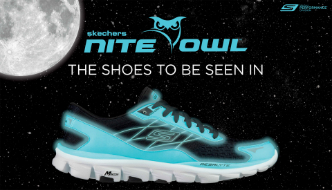 Skechers Nite Owl (Graphic: Business Wire)