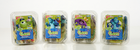 Monsters University-branded Flavorz by Crunch Pak (Photo: Business Wire)