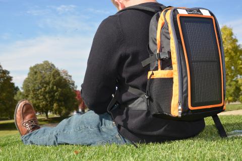 The EnerPlex Packr in Orange (Photo: Business Wire)
