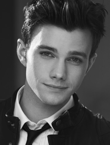 Chris Colfer Photo credit: Chiun-Kai Shih