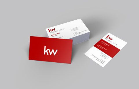 Keller Williams Unveils New Logo, Launches Rebranding Campaign (Graphic: Business Wire)
