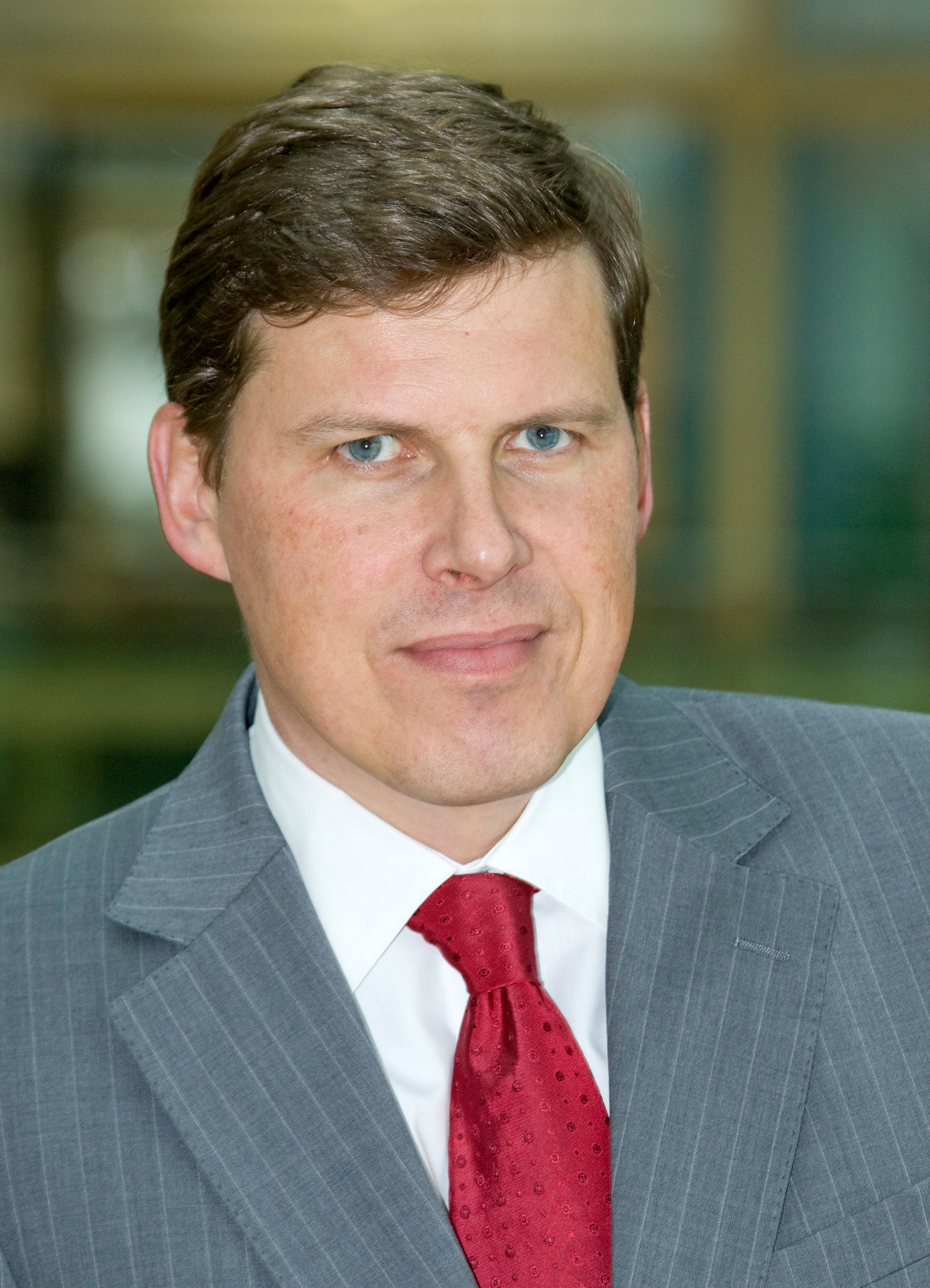 Professor Klaus Dugi, Corporate Senior Vice President Medicine, Boehringer Ingelheim (Photo: Business Wire)