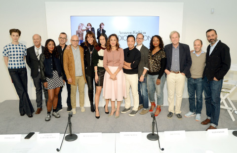 Industry Panelists at Amazon Fashion Studio Sessions (Photo: Business Wire)