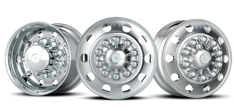 Alcoa has rolled out the most advanced aluminum alloy for truck wheels, opening the door for lighter ...