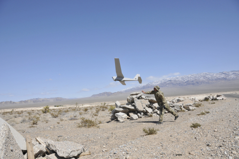 AeroVironment's Puma AE unmanned aircraft system (UAS) (Photo: Business Wire)