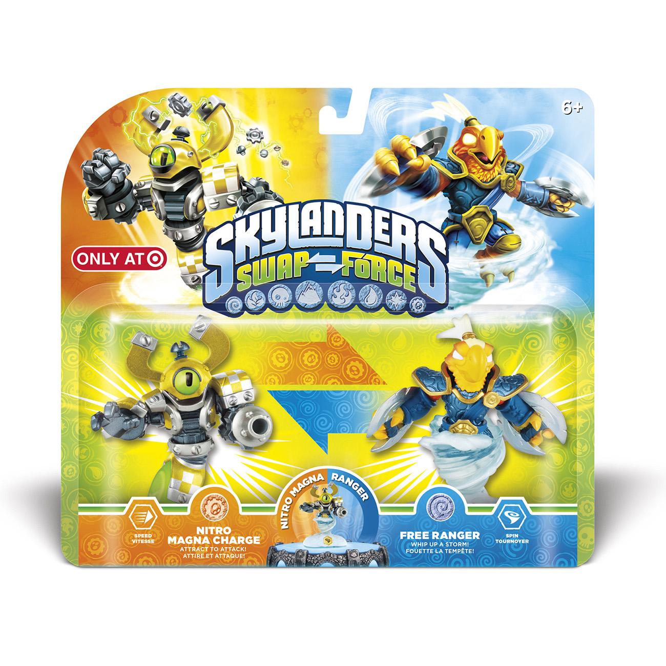 Skylanders SWAP FORCE HUNTING - PART 1 (Wave 1) - Toys