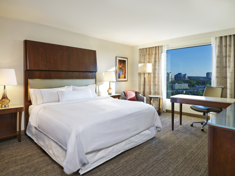 Westin Perimeter North King Room (Photo: Business Wire)