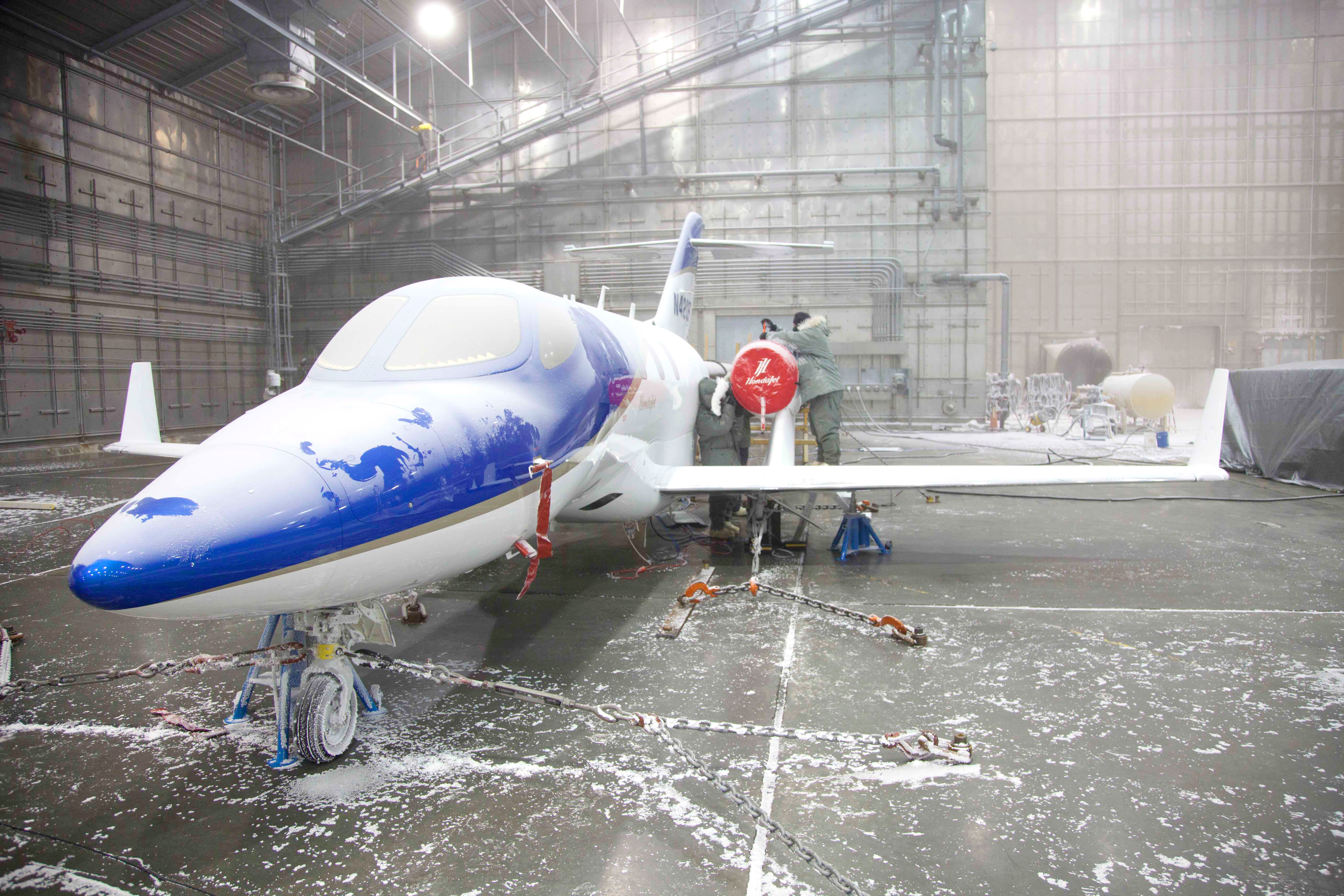HondaJet Program Update Shared At NBAA 2013 Honda Aircraft Company And American Finance Corporation To Offer Financing In The United States
