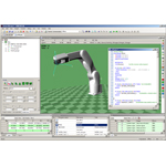 DENSO's WINCAPS III offline programming software saves valuable development time by allowing users to program a robot on an offline computer, without having to operate the robot. (Photo: Business Wire)