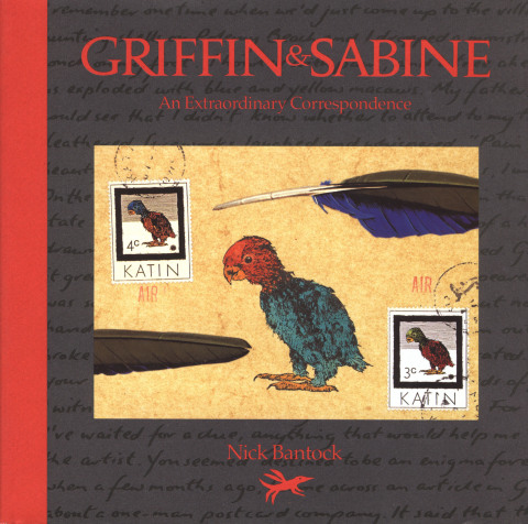 Nick Bantock's best-selling Chronicle Books series, Griffin & Sabine, optioned this month by Renegade Films (Photo: Business Wire)