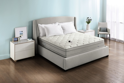 The Sleep Number p5 bed features Advanced DualAir Technology. (Photo: Sleep Number)
