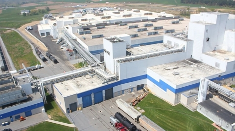 The Hershey Company announced two more of its plants have achieved Zero-Waste-to-Landfill (ZWL) stat ...