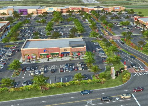 Rendering of Shops on Main  (Photo: Business Wire)