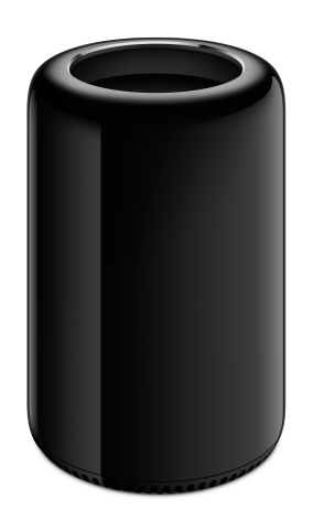 Apple today redefined pro computing with the launch of the all-new Mac Pro. (Photo: Business Wire)