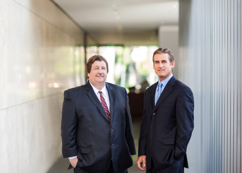 Bryan Harris and Kevin Liles, Liles Harris, PLLC, Texas Trial Lawyers (Photo: Business Wire)