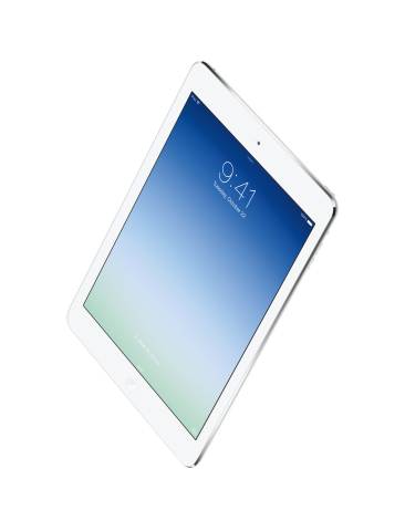 Precision-engineered to weigh just one pound, iPad Air is 20 percent thinner and 28 percent lighter ...