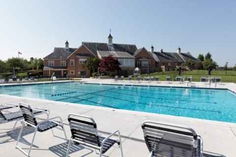 The Clubhouse at Beech Creek by Ryland Homes (Photo: Business Wire)