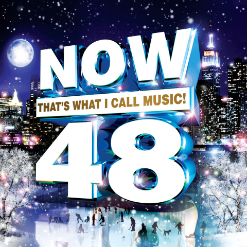 The world's best-selling, multi-artist album series, NOW That's What I Call Music!, has gathered today's biggest hits for 'NOW That's What I Call Music! Vol. 48,' to be released Monday, November 11. (Graphic: Business Wire)