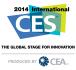 CEO von Sony, Kazuo Hirai, hält Keynote-Ansprache auf der International CES 2014
