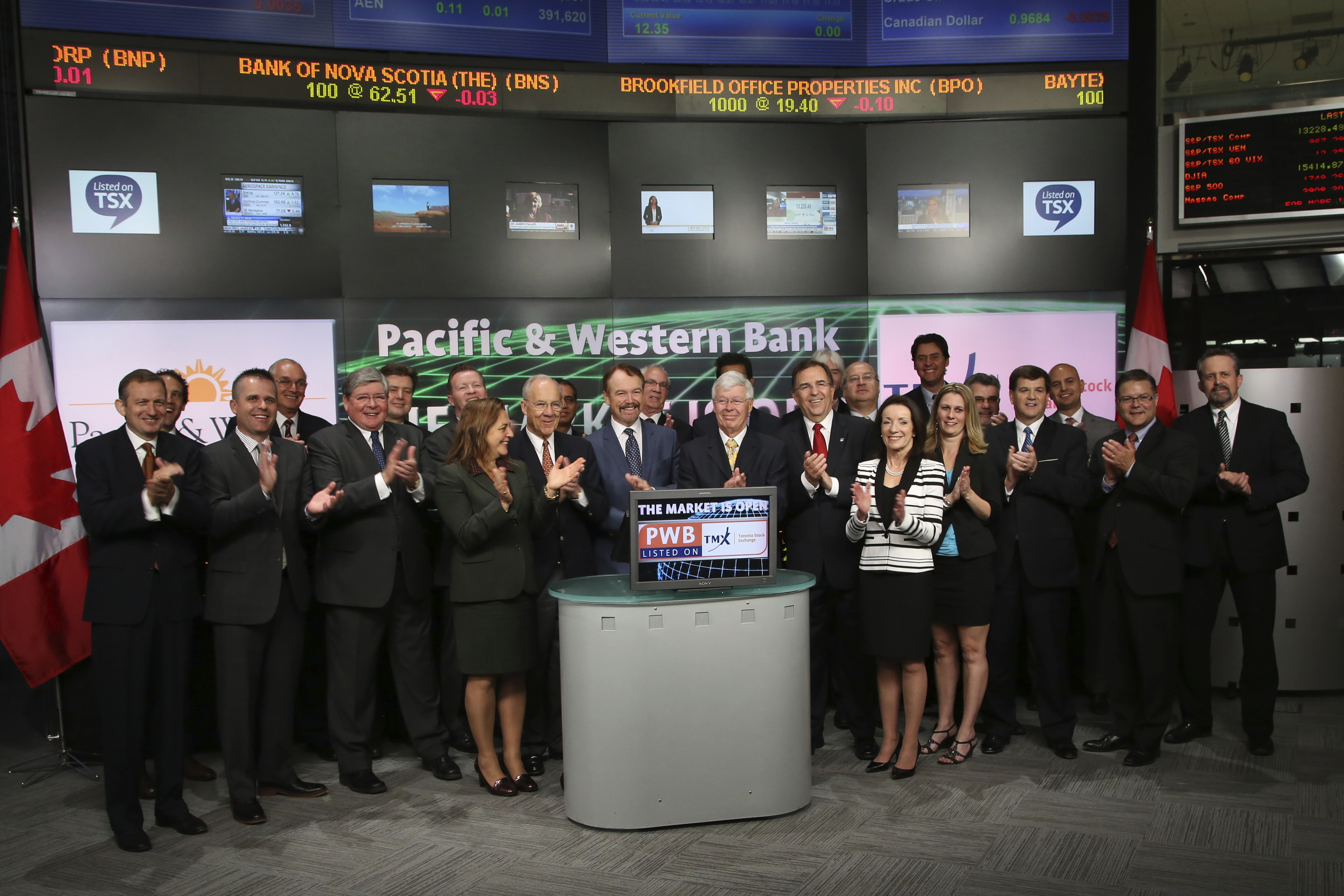Pacific Western Bank Picture
