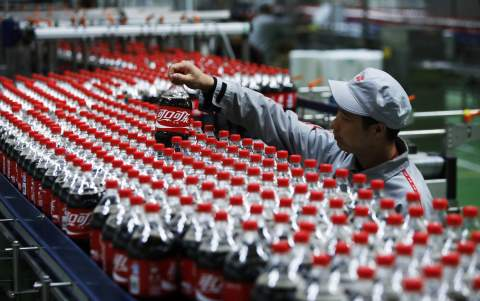Coca-Cola is now bottled in Hebei, the system's 43rd plant in China. (Photo: Business Wire)
