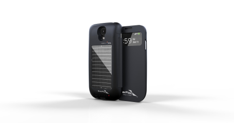 Surfr for Galaxy S4 in Black (Photo: Business Wire)