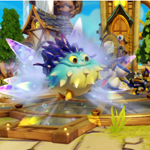 Skylanders SWAP Force Screen Shot (Graphic: Business Wire)
