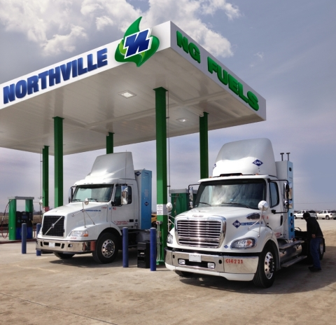 Benefits of Natural Gas Vehicles