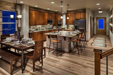The Scene Kitchen by Ryland Homes (Photo: Business Wire)