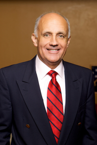 DR. RICHARD H. CARMONA - 17th SURGEON GENERAL OF THE UNITED STATES (2002-2006) (Photo: Business Wire ...