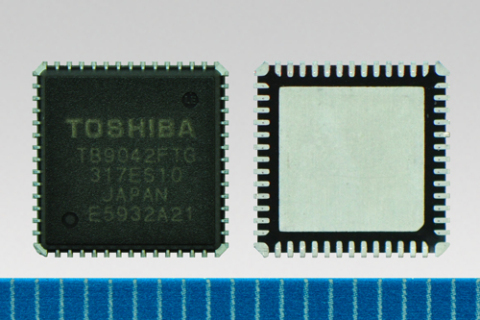 "Toshiba: ""TB9042FTG"", a multi-output system power supply IC that enhances monitoring functions in ge ..."