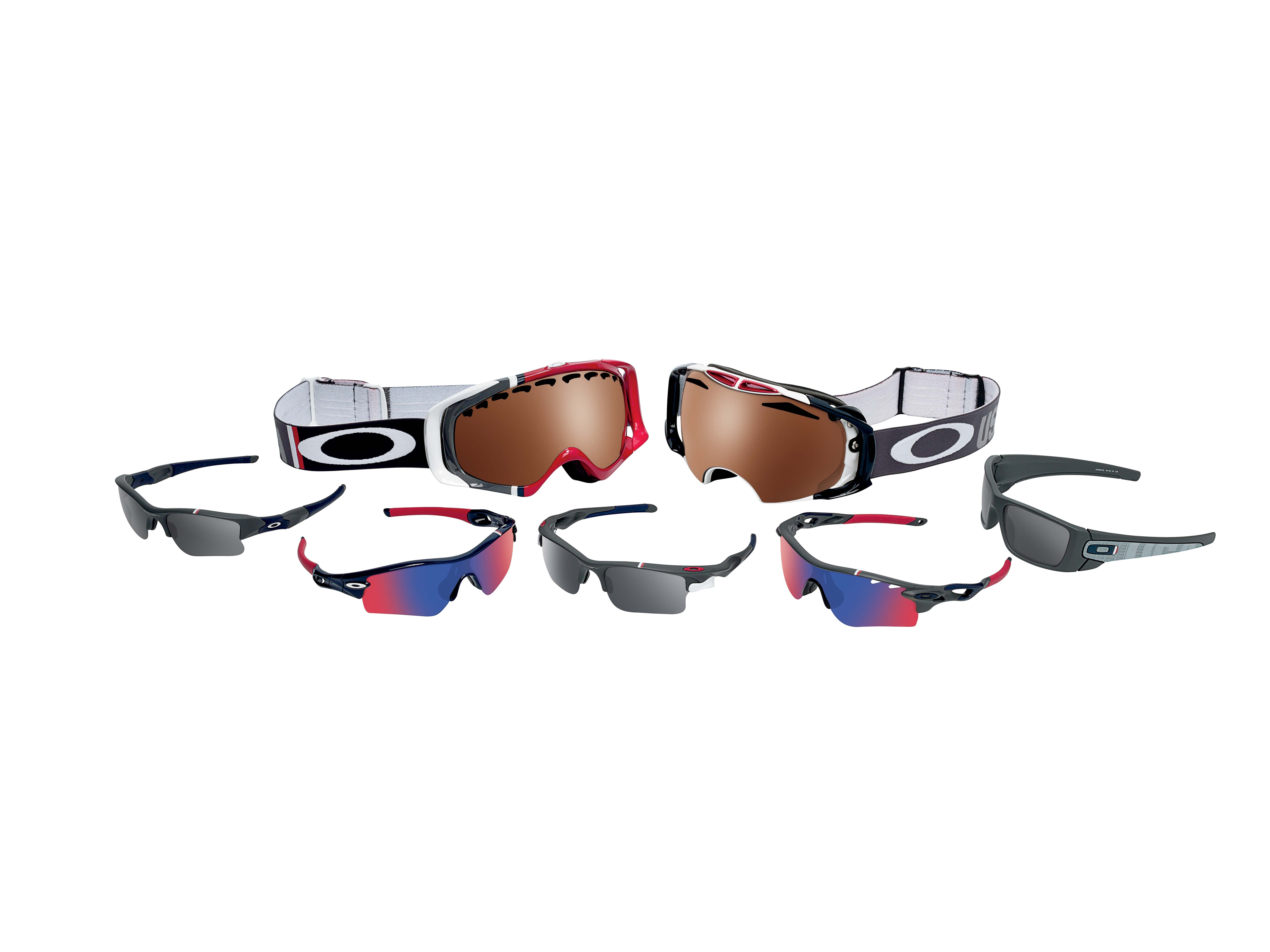 oakley sunglasses us  u.s. olympic committee and oakley expand team usa? collection
