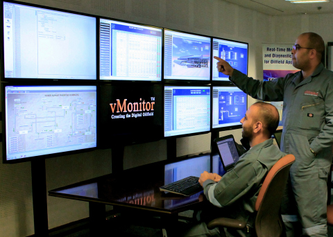 vMonitor is a leader in creating the Digital Oilfield with thousands of wellheads currently under co ...