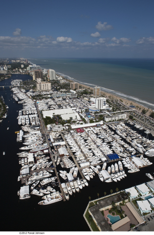 Featuring everything from astonishing super-yachts and extravagant toys to boats for every budget, the 54th annual Fort Lauderdale International Boat Show takes place Oct. 31st through Nov. 4th  (Photo: Forest Johnson Photography)
