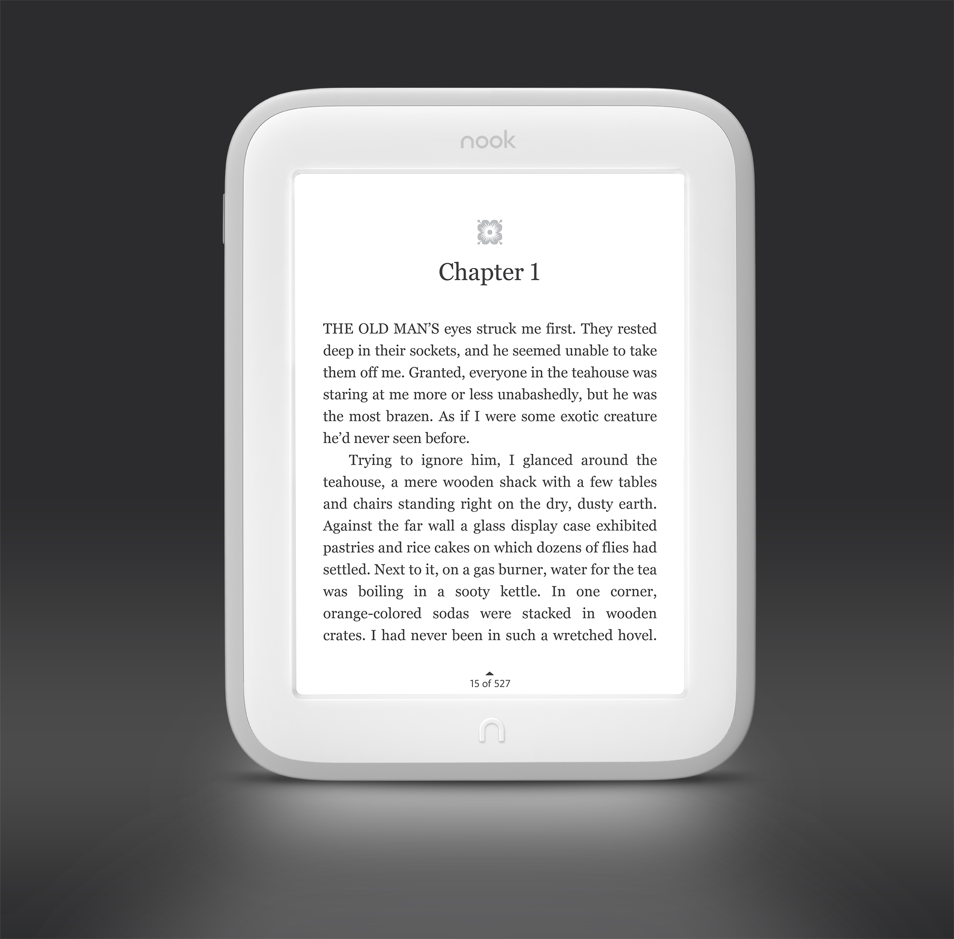 Barnes & Noble Introduces the Lighter, Brighter New NOOK GlowLight ...